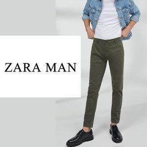 Zara Man Basic Chino - 34W x 32L